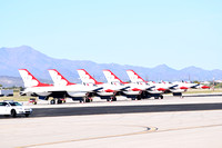 Thunder and Lightning Over Arizona Air Show - Davis-Monthan Air Force Base - Tucson