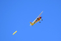 "Jelly Belly Stunt Plane ""losing"" wing"