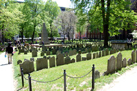 The Old Granary Burying Ground