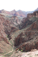 Devil's Corkscrew - Bright Angel Trail