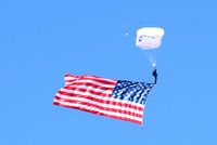 Wings of Blue Parachute Team